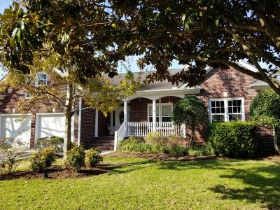 Single Family Home For Sale: 1217 Waterfront Drive