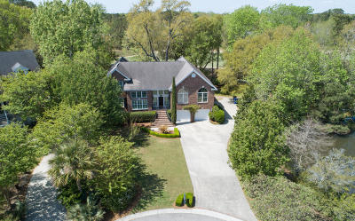 Mount Pleasant Single Family Home For Sale: 3547 Somerset Hills
