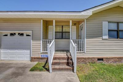 Walterboro Single Family Home For Sale: 3441 Cooks Hill Road