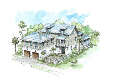 Mount Pleasant Single Family Home For Sale: 1173 Fulton Hall Lane