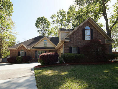 Goose Creek Single Family Home For Sale: 120 Ashley Hill Drive