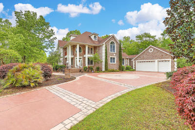 Goose Creek Single Family Home For Sale: 107 Sedburgh Drive