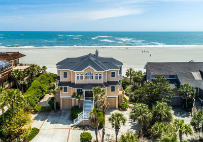 Isle Of Palms SC Single Family Home For Sale: $3,790,000