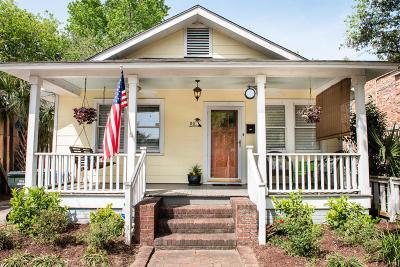 Charleston Single Family Home For Sale: 80 San Souci Street