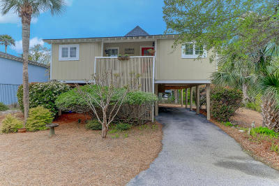 Isle Of Palms Single Family Home Contingent: 1 Sandpiper Court