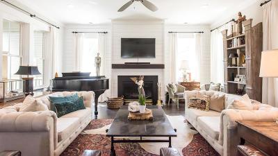 Mount Pleasant Single Family Home For Sale: 1491 Edgemoor Avenue