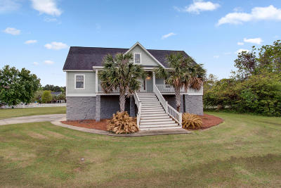 Ravenel Single Family Home Contingent: 4258 Jacobs Point Court