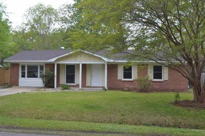 Goose Creek Single Family Home Contingent: 125 Clarine Drive