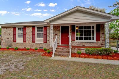 Single Family Home For Sale: 1459 Secessionville Road
