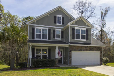 Single Family Home Contingent: 9443 Netted Charm Court