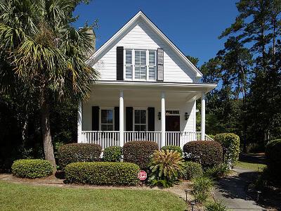 Johns Island Single Family Home For Sale: 4105 E Amy Lane