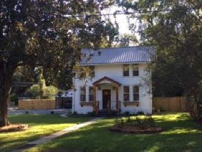 Woodland Shores Single Family Home For Sale: 494 Woodland Shores Road