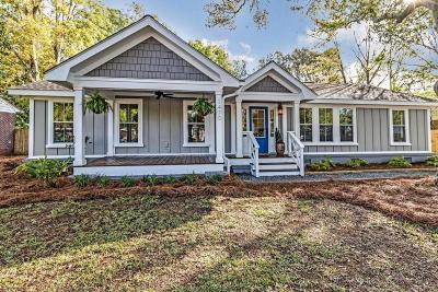 Mount Pleasant Single Family Home Contingent: 1470 Seminole Street