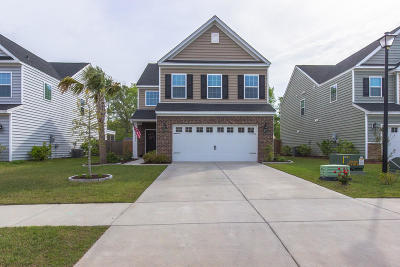 Ladson Single Family Home Contingent: 4034 Exploration Road