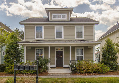 North Charleston Single Family Home Contingent: 5208 Celtic Drive