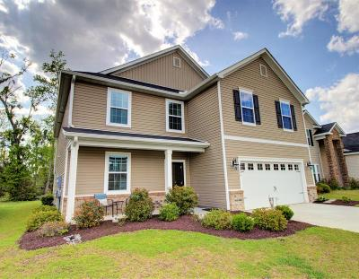 Ladson Single Family Home For Sale: 2006 Hunters Bend Trail