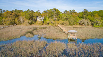 Edisto Island SC Single Family Home Contingent: $459,000