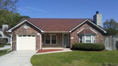 Ladson Single Family Home Contingent: 4500 Winterwood Place