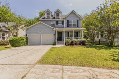 Johns Island Single Family Home Contingent: 3086 Penny Lane