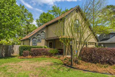 Charleston Single Family Home Contingent: 85 Willow Oak Circle