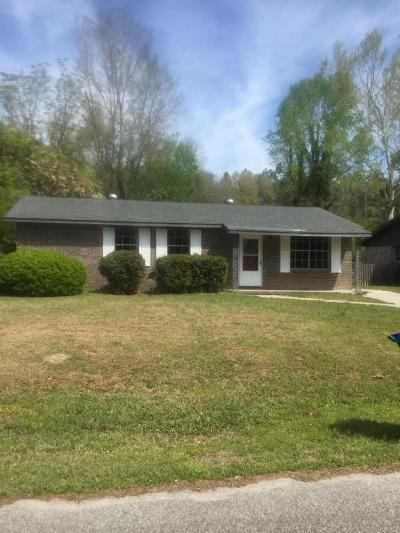 Summerville Single Family Home Contingent: 219 Barshay Drive