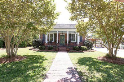 Single Family Home Contingent: 1215 Old Murray Drive
