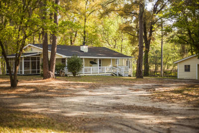 Walterboro Single Family Home For Sale: 348 Haymakers Lane