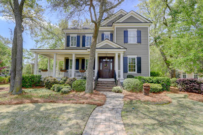 Charleston Single Family Home For Sale: 176 Balfour Drive