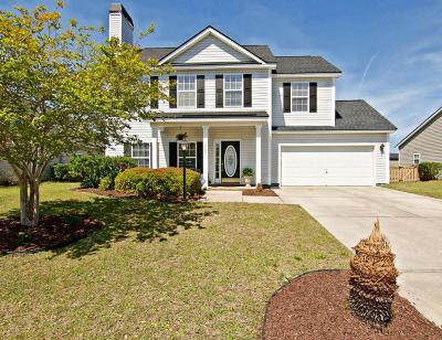 Johns Island Single Family Home Contingent: 2796 Summertrees Boulevard