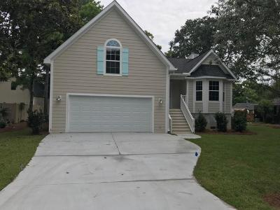 Charleston County Single Family Home Contingent: 1128 Darwin Street