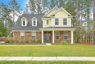 Summerville Single Family Home Contingent: 117 Hazeltine Bend