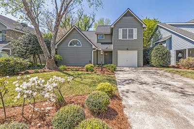 Mount Pleasant Single Family Home For Sale: 1475 Kinloch