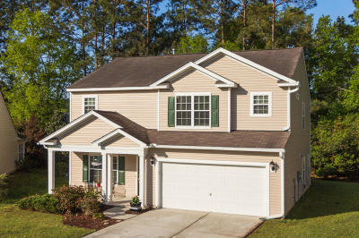 Ladson Single Family Home For Sale: 111 Tamarack Court