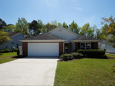 Charleston Single Family Home For Sale: 7043 Windmill Creek Road
