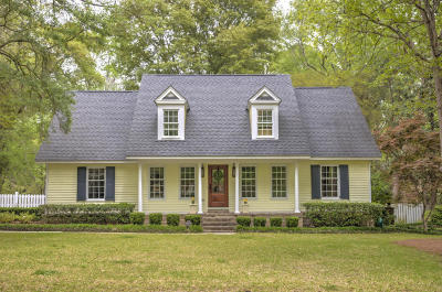 Summerville Single Family Home Contingent: 102 Westminster Avenue