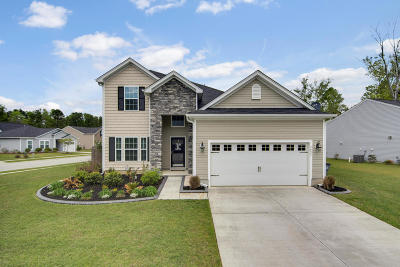 Ladson Single Family Home Contingent: 3635 Pimmit Place