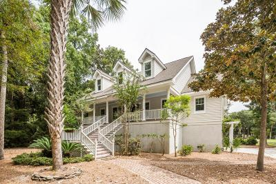 Johns Island Single Family Home For Sale: 2924 Baywood Drive