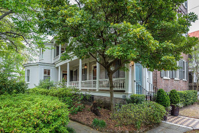 Charleston Single Family Home For Sale: 32 Charlotte Street