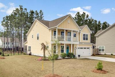 Summerville Single Family Home Contingent: 328 Whispering Breeze Lane