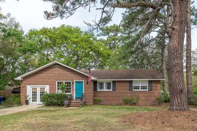 Charleston Single Family Home Contingent: 905 Godber Street