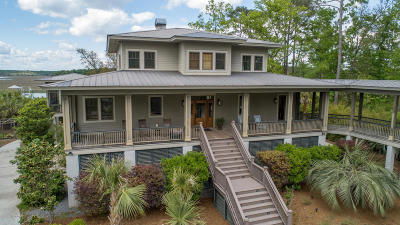 Edisto Island SC Single Family Home For Sale: $1,185,000