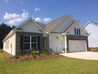 Single Family Home For Sale: 1241 Hammrick Lane
