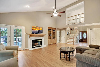 Charleston Single Family Home Contingent: 1117 Blue Marlin Drive