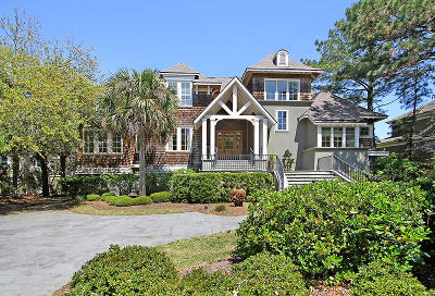 Kiawah Island Single Family Home For Sale: 565 Bufflehead Drive