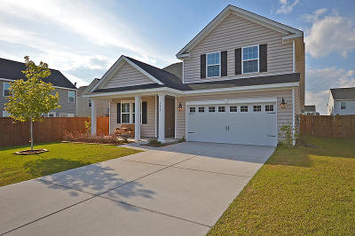 Ladson Single Family Home For Sale: 2004 Invention Way