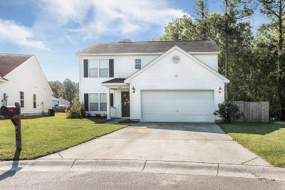 Goose Creek Single Family Home For Sale: 409 Brookfield Lane