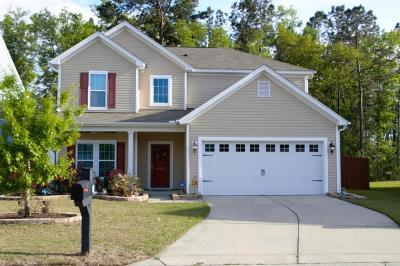 Goose Creek Single Family Home For Sale: 403 Pomegranate Drive