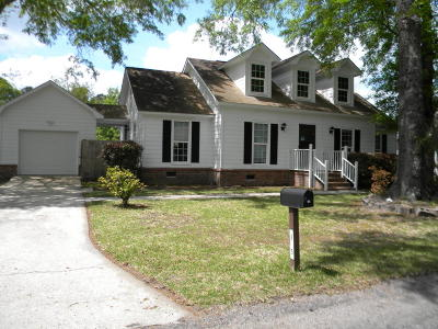 Goose Creek Single Family Home Contingent: 15 Bayshore Boulevard