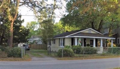 Charleston Single Family Home For Sale: 1129 5th Avenue