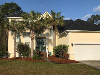 Mount Pleasant, Isle Of Palms, Daniel Island, Awendaw Single Family Home For Sale: 1804 Great Hope Drive